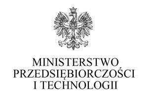 Ministerstwa Przedsiębiorczości iTechnologii